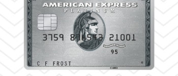 American Express Platinum Card: 80,000 bonus points