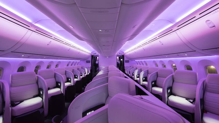 Six things we love about Air New Zealand Dreamliner business class