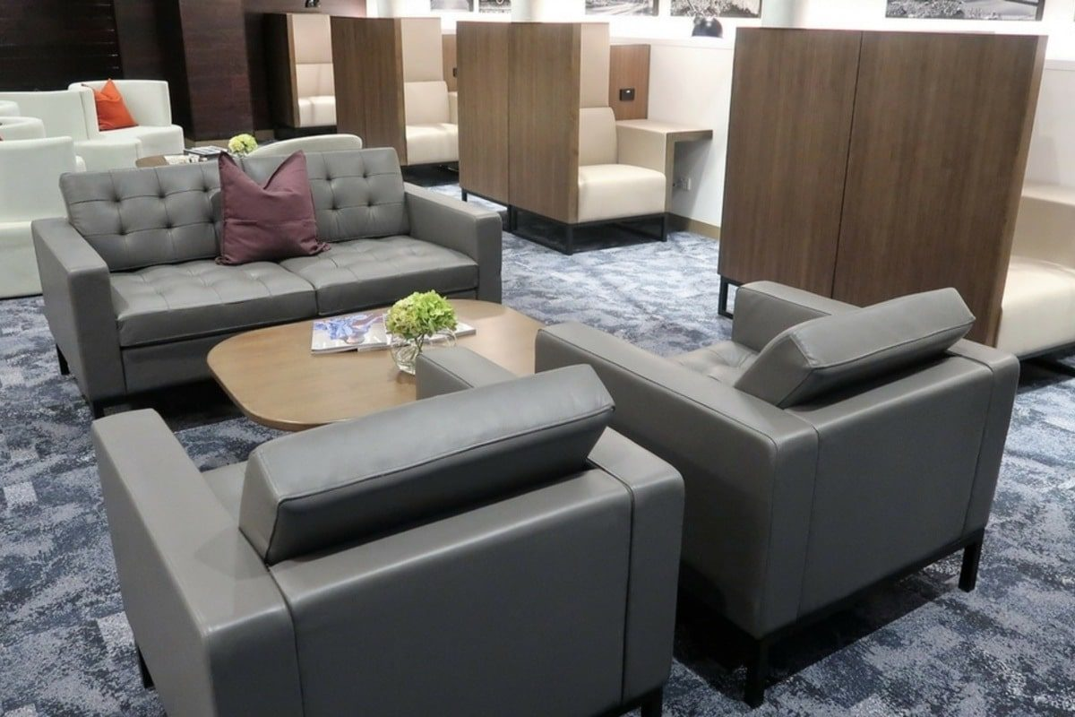 American Express Lounge, Melbourne International Airport