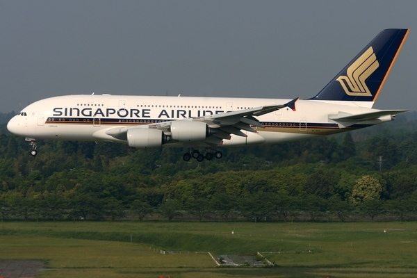 Singapore Airlines Spontaneous Escapes