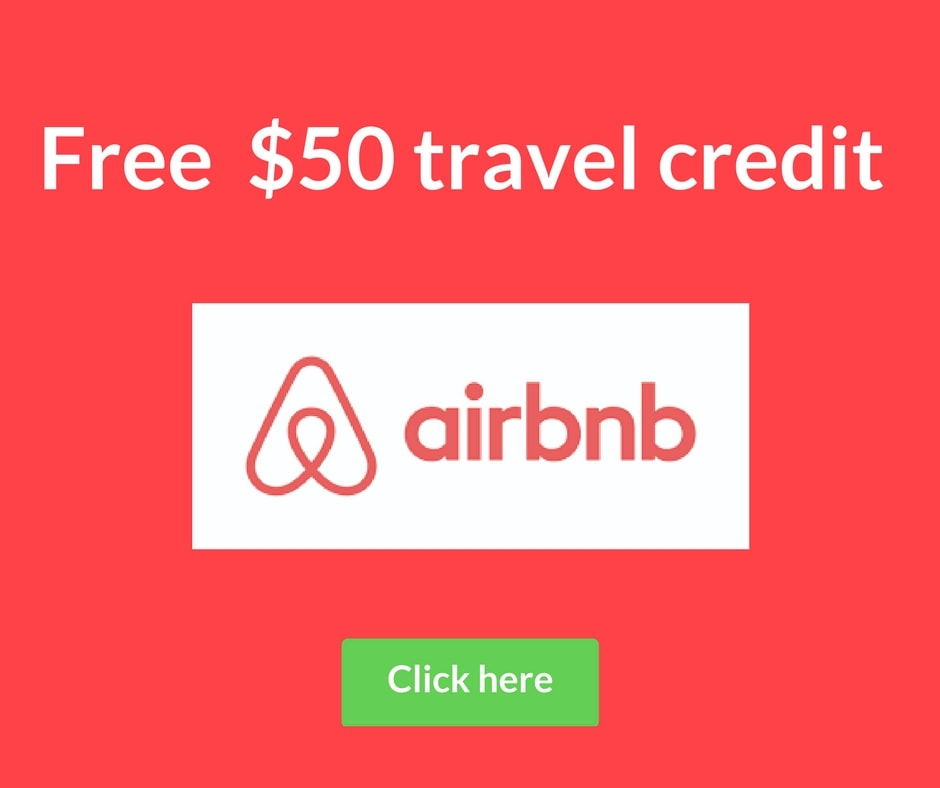 $50 airbnb travel credit