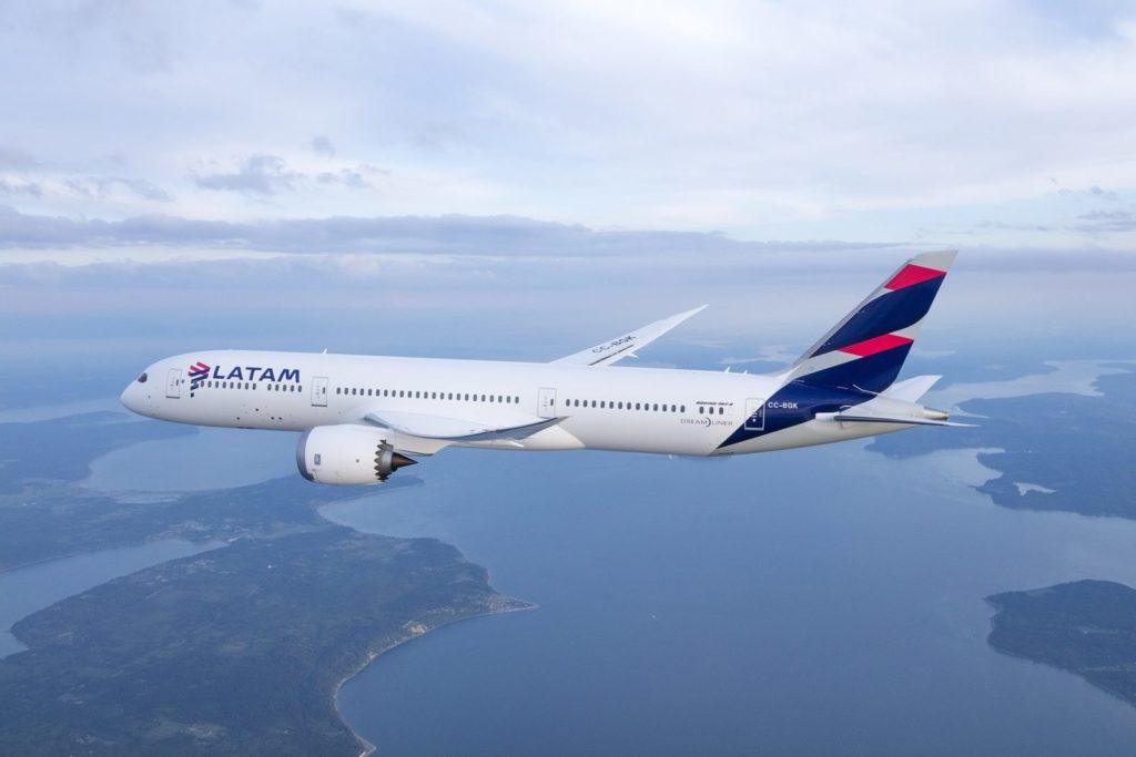 Book cheap LATAM Airlines Business Class (trans-Tasman) fares
