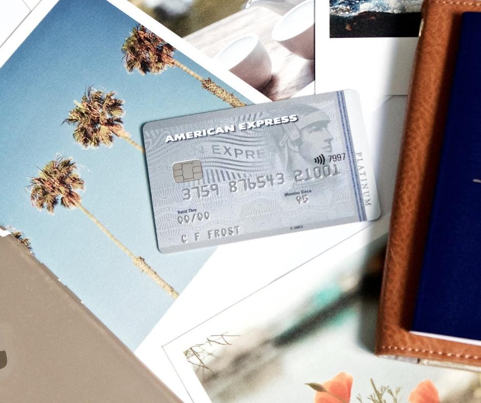 Amex Platinum Edge Card: Get 20,000 Bonus Points