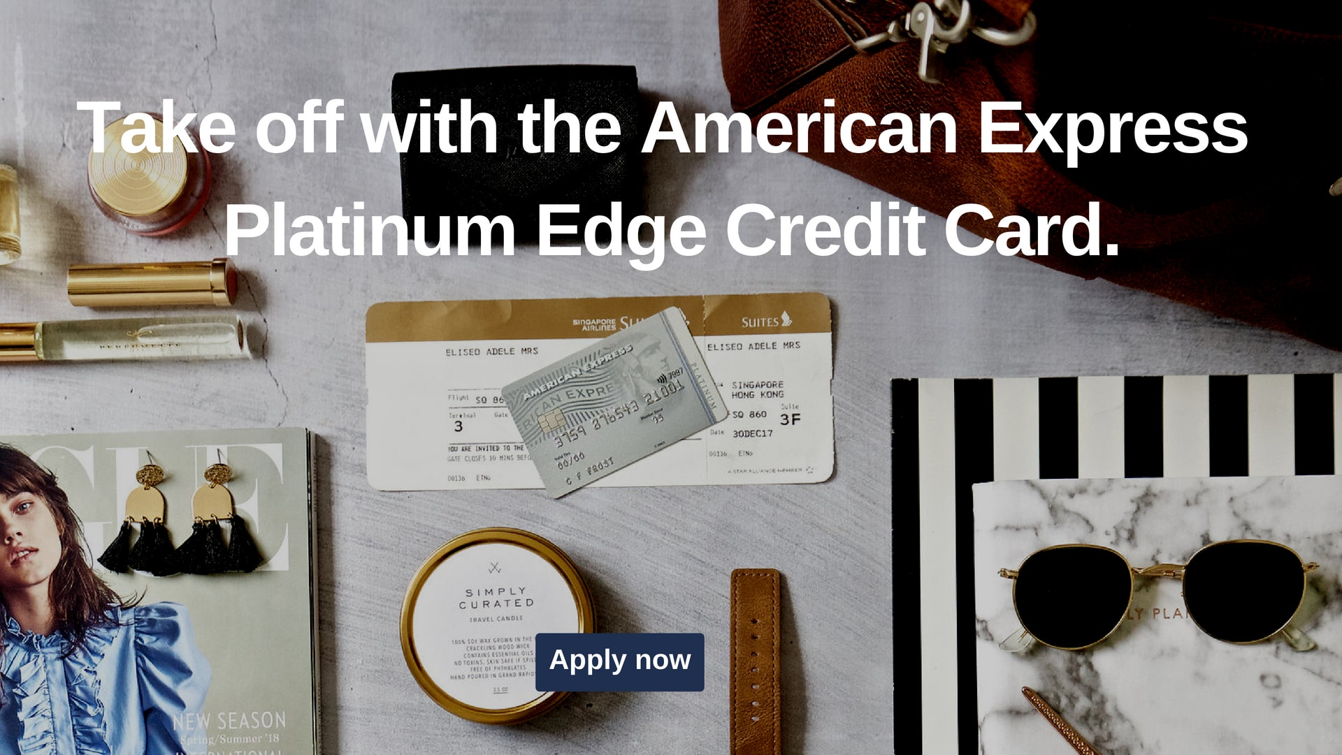 Amex Platinum Edge NZ