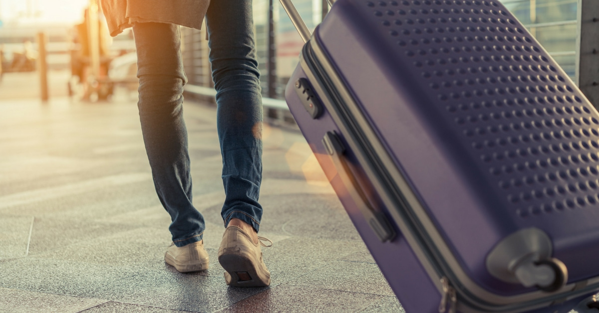 Choosing a smart suitcase for stylish travel