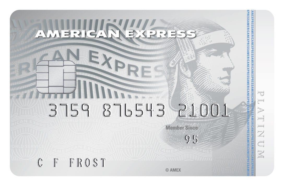 AMEX Platinum Edge Credit Card