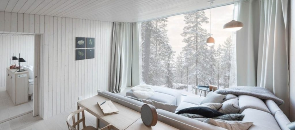 These Hotels are Currently Nailing Winter Luxe