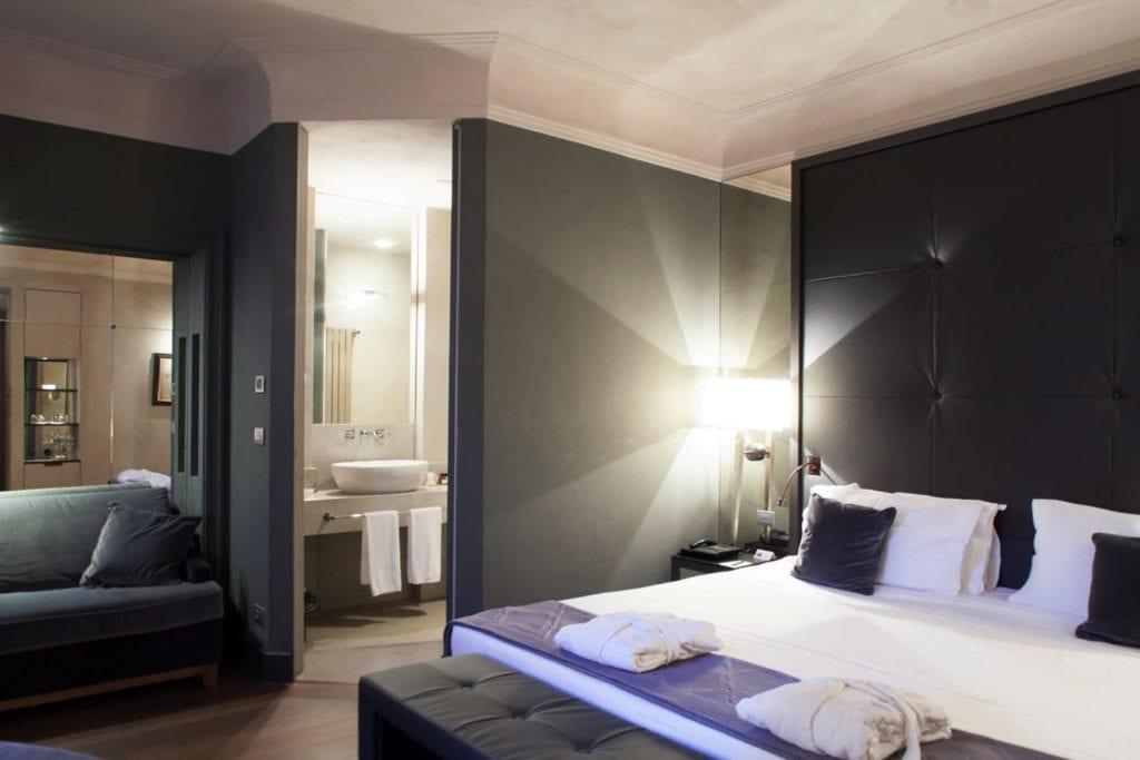 palazzo righini junior suite
