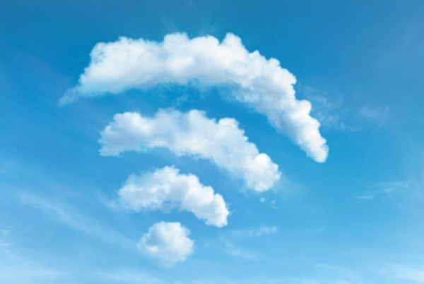 air new zealand wifi clouds
