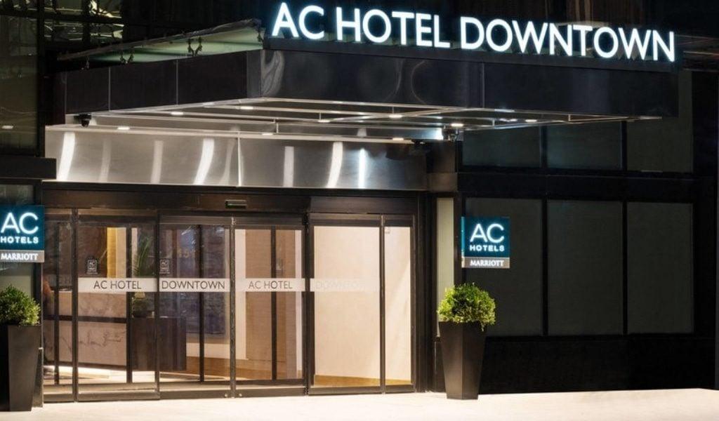 Marriott Bonvoy AC Hotel Downtown