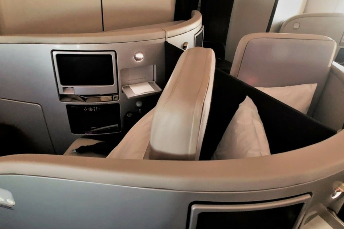air new zealand business premier seat