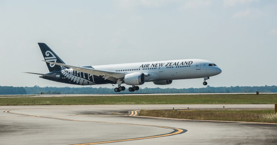 Air New Zealand to fly direct to New York