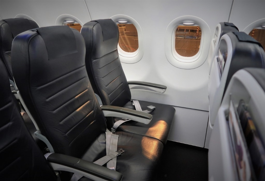 air new zealand economy class review a320 seat row up close