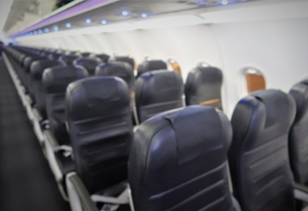 air new zealand economy class review a320 cabin long shot