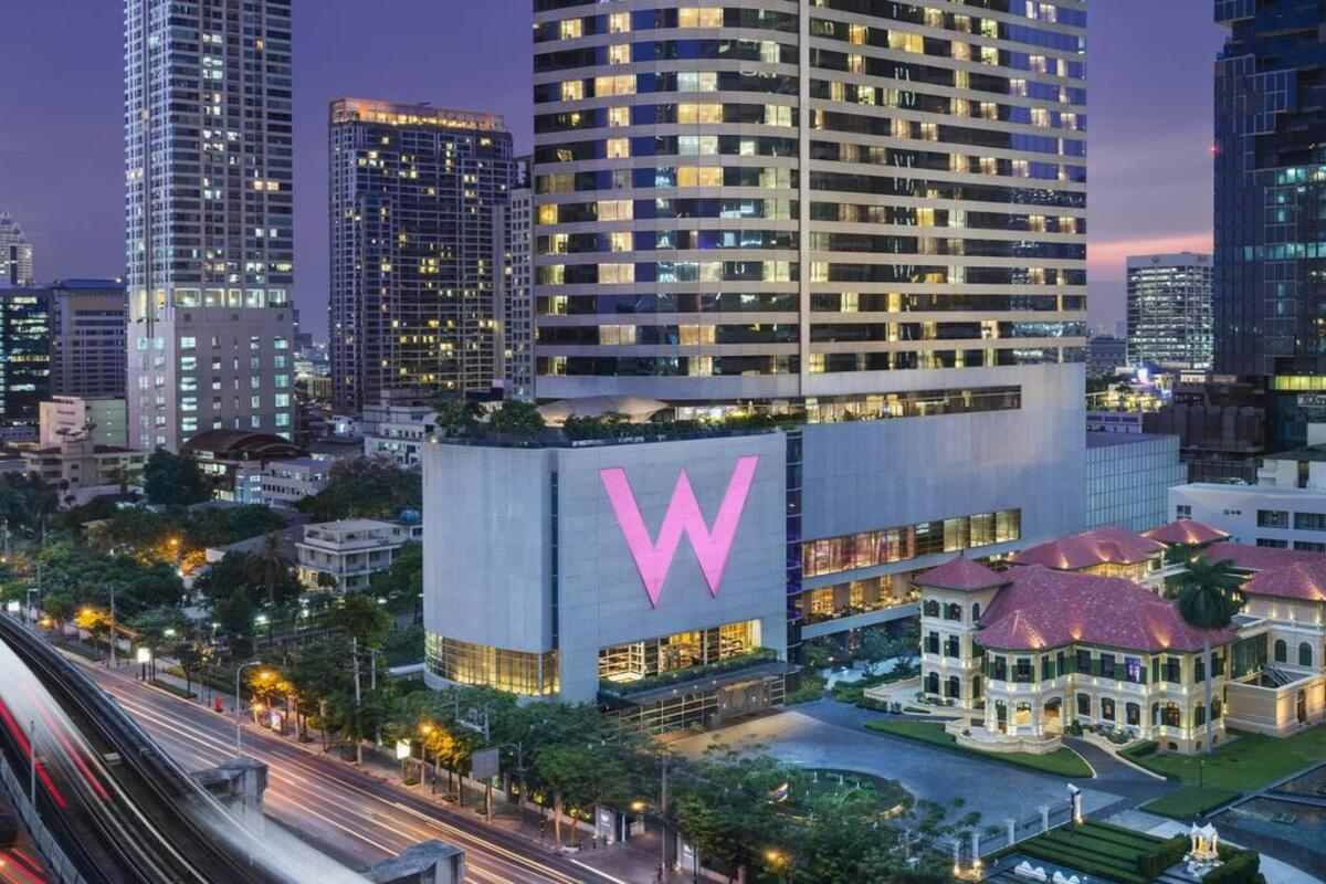 w hotel bangkok marriott