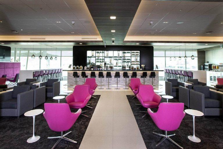 Air New Zealand Wellington Domestic Lounge