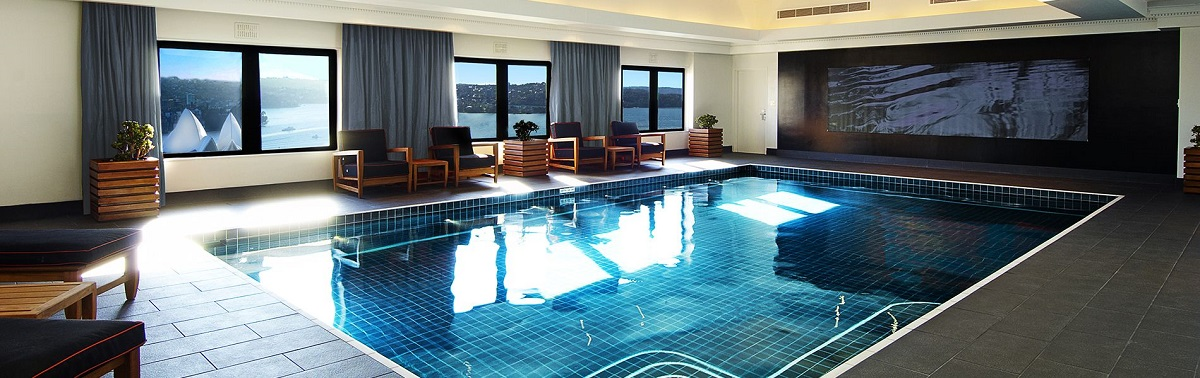 IHG Intercontinental Sydney indoor pool
