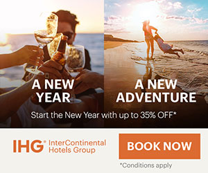 IHG New Year New Adventure