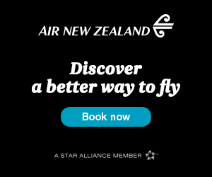 Air New Zealand better way to fly