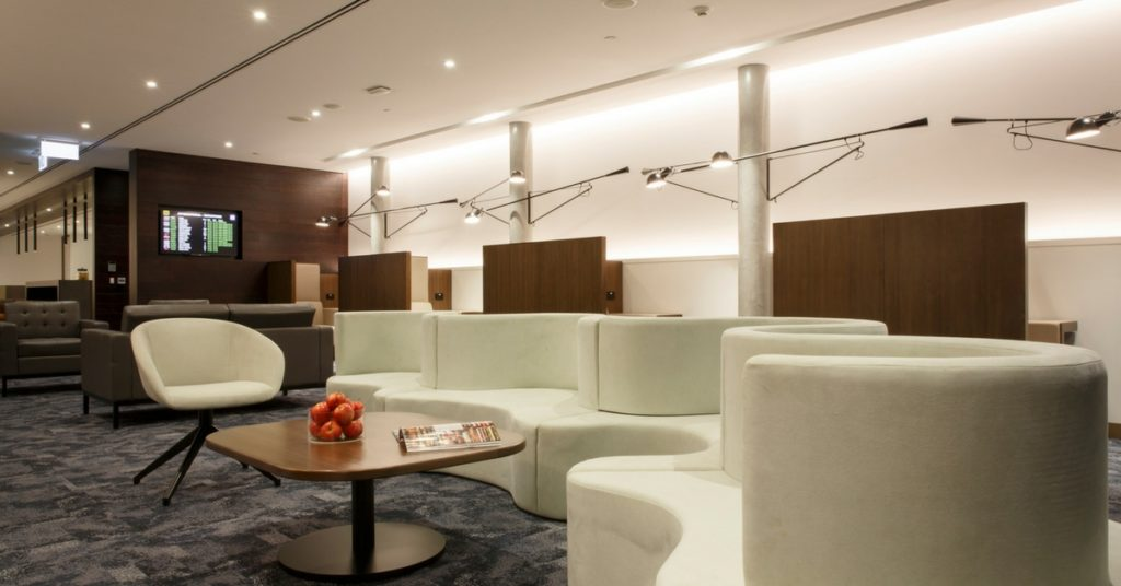 American Express Melbourne Lounge