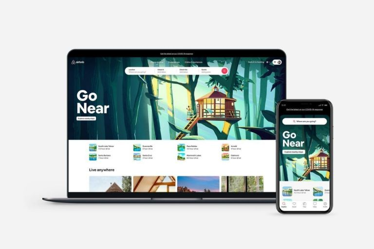 air bnb go near referral program