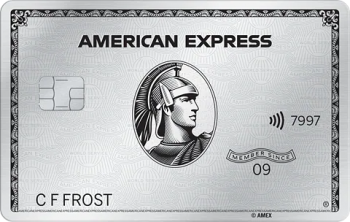 american express amex platinum charge card
