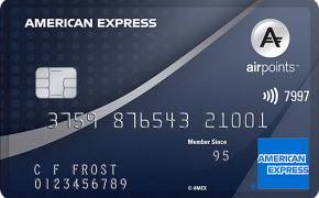 american express platinum airpoints credit card